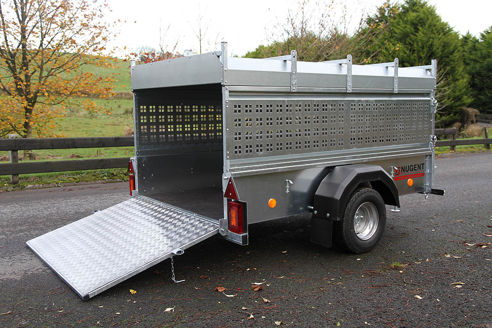 Nugent Sheep Trailers - Finance Options