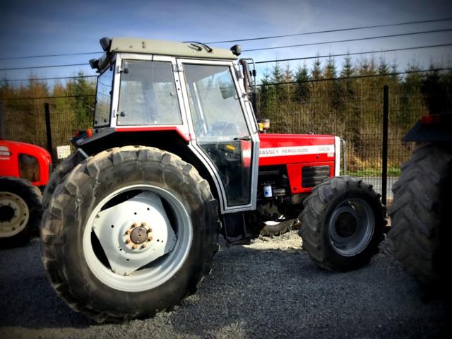 Massey Ferguson 365 4WD - Finance Options