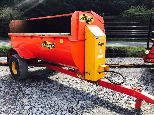 Herbst Dung Spreader – Finance Options
