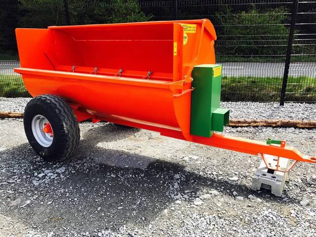 Bridgeway Side Spreaders – Full Finance Options