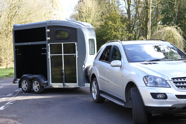 Nugent Spirit Horse Box @ €35 Per Week