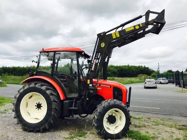 Zetor 5341 – Choice of 4 – Full Finance Options