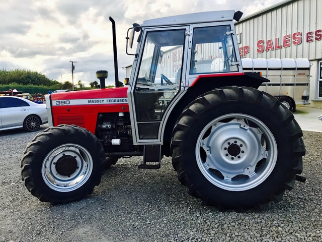 Massey Ferguson 390 - Finance Options