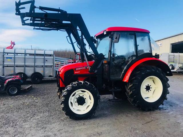 Zetor 5341 Loader – Full Finance Options