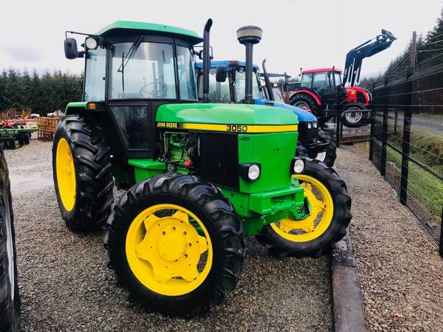John Deere 3050 – UK Import – Finance Options