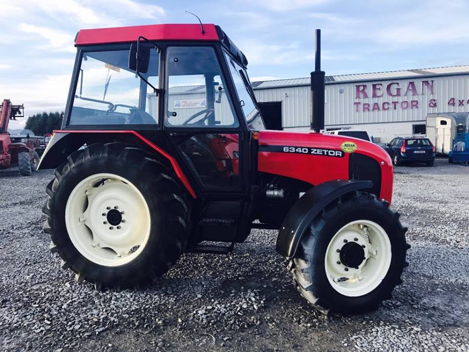 2003 Zetor 6340 – Full Finance Options