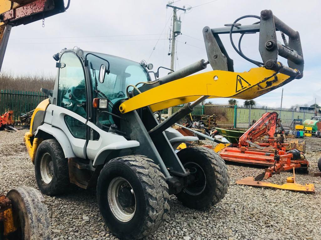 Kramer Loading Shovel 480 – Sale Agreed