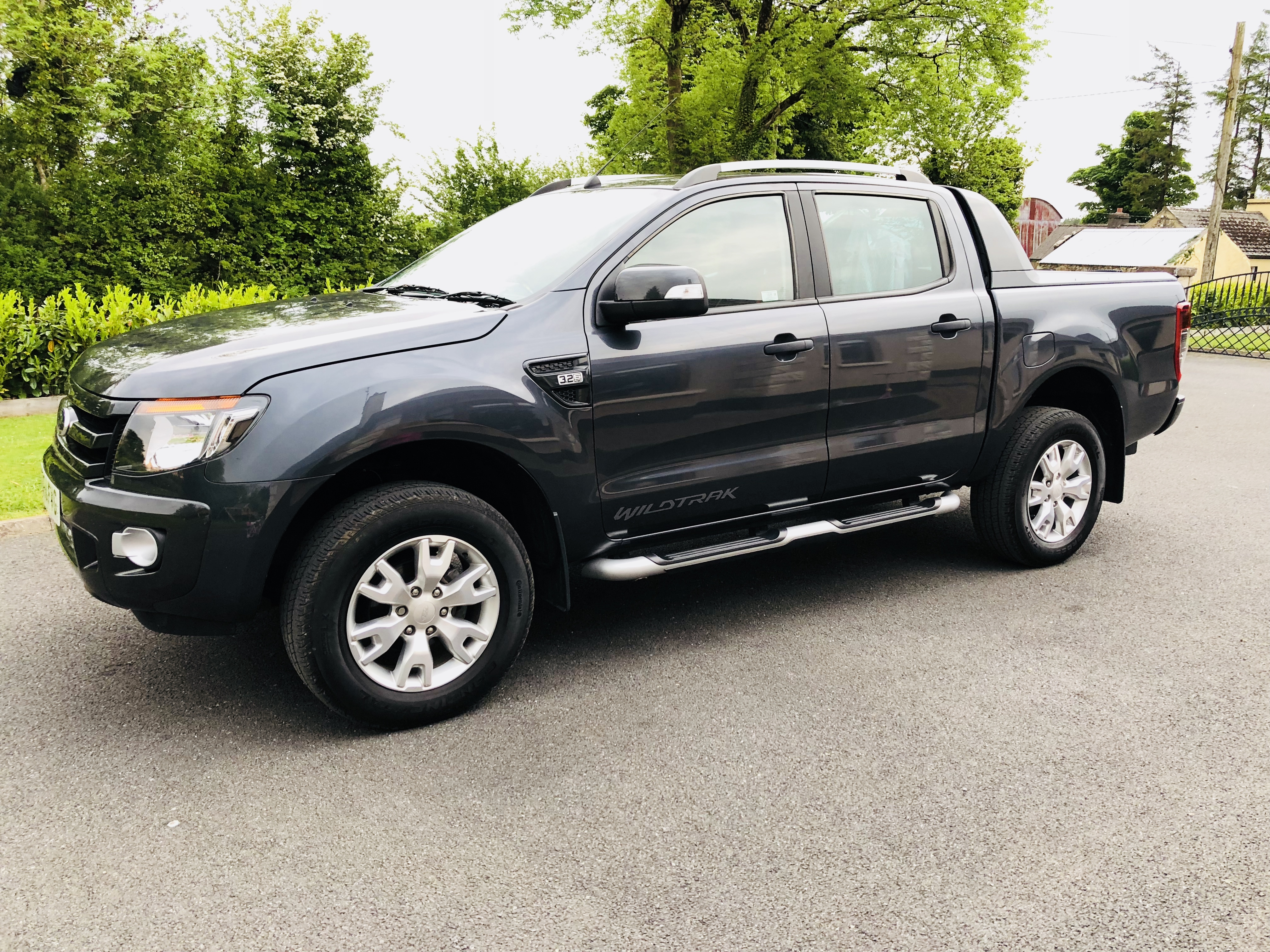 2015 Ford Ranger 3.2 Wildtrack  – Sale Agreed