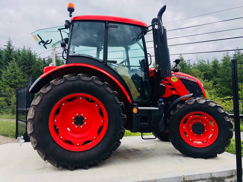 New 182 Zetor Proxima Range – Full Finance Options