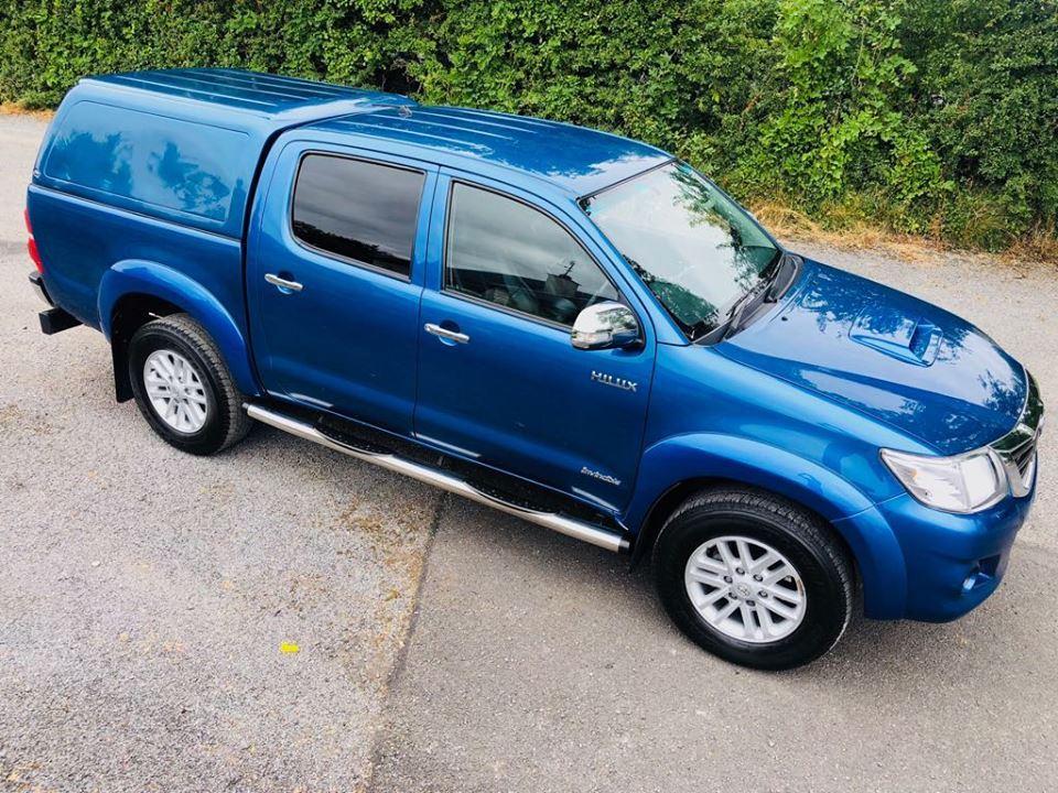 Toyota Hilux, 2014 - Full Finance Options