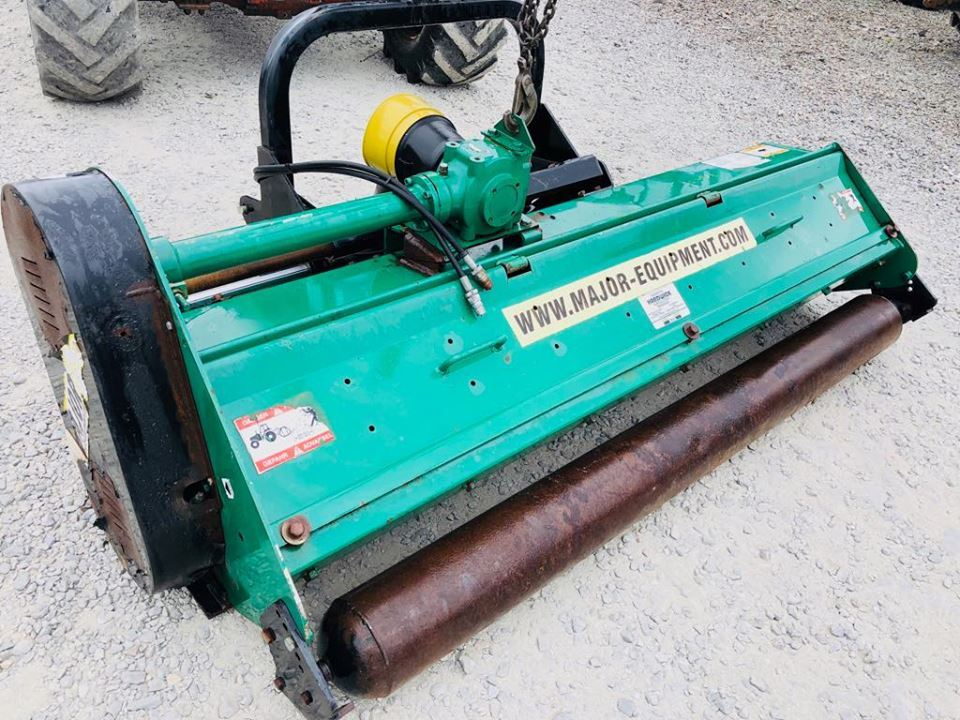 Major Flail Mower – Full Finance Options