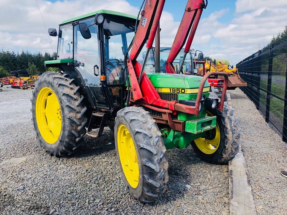 John Deere 1950 – Full Finance Options