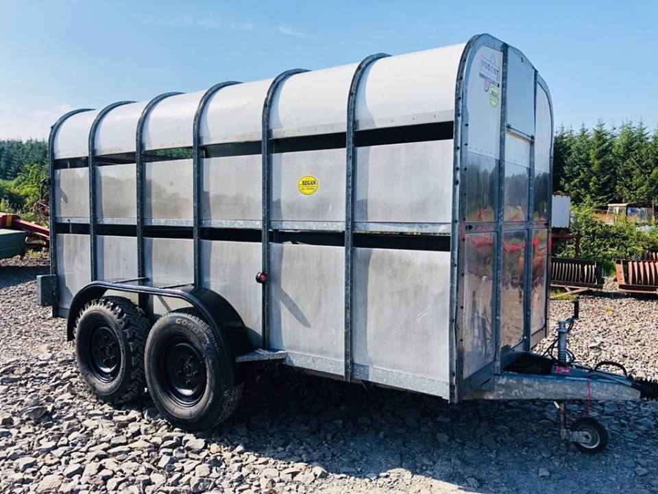 Nugent Cattle Trailer 12 x 6 – 2011