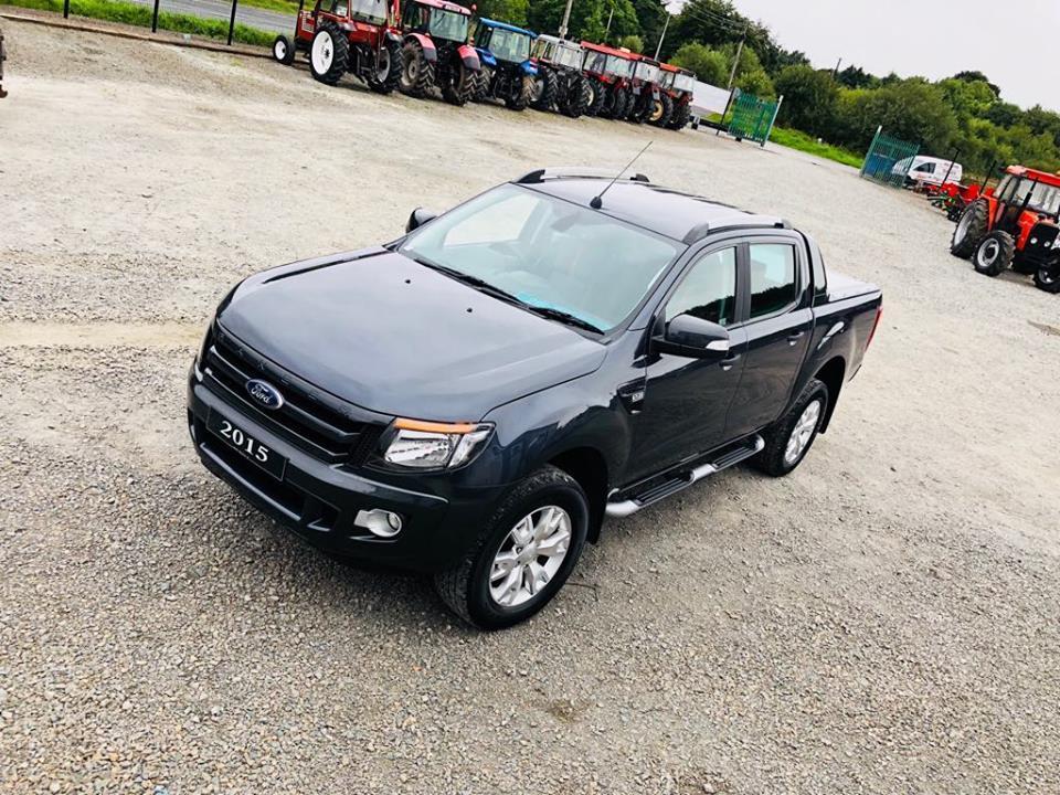 152 Ford Ranger Wildtrack - Full Finance Options