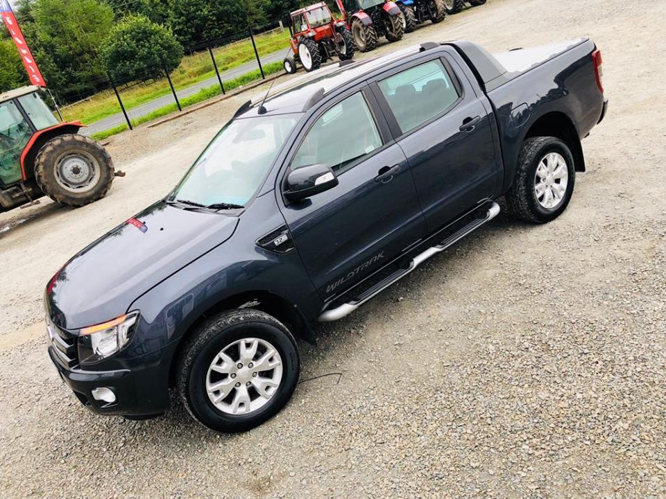 2015 Ford Ranger Wildtrack 3.2 - Full Finance Options