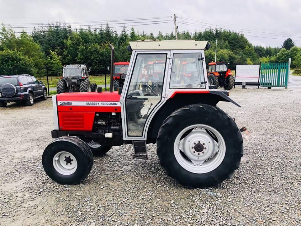 Massey Ferguson 365 2WD – Finance Options
