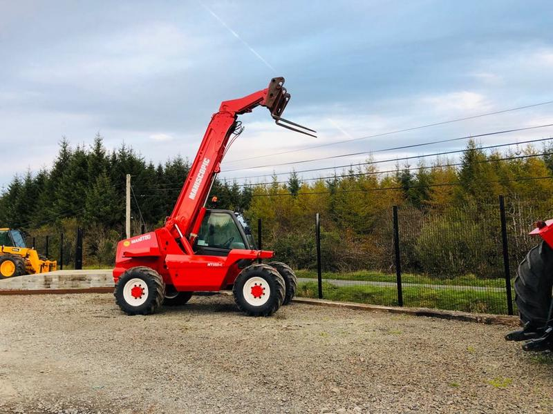 Manitou Maniscopic Teleporter – Full Finance Options