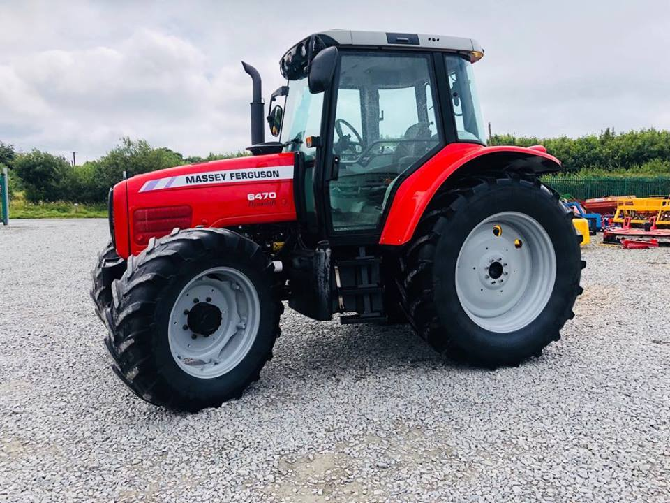 Massey Ferguson 6470 – Full Finance Options