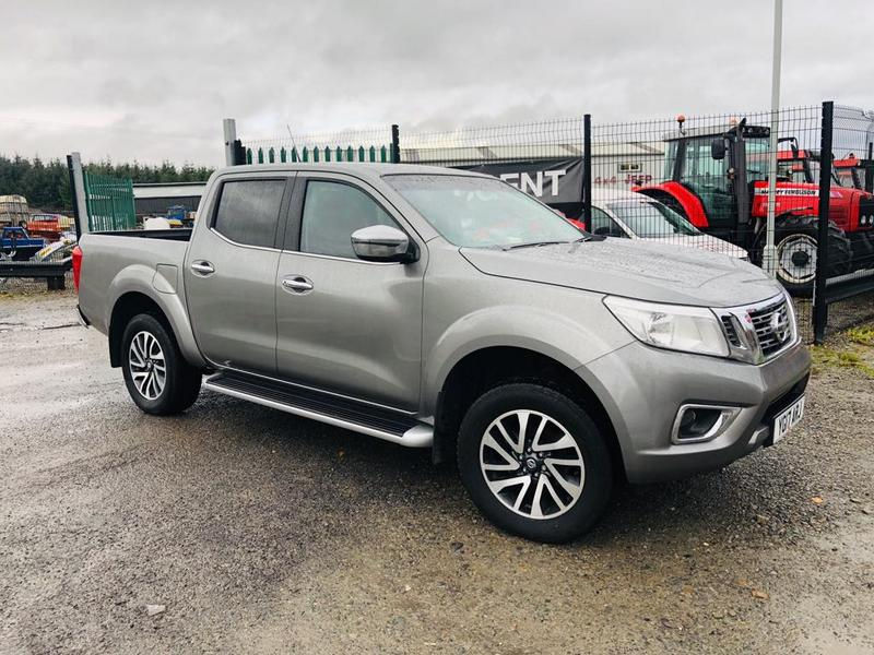 172 NISSAN NAVARA – FULL FINANCE OPTIONS - Sale Agreed