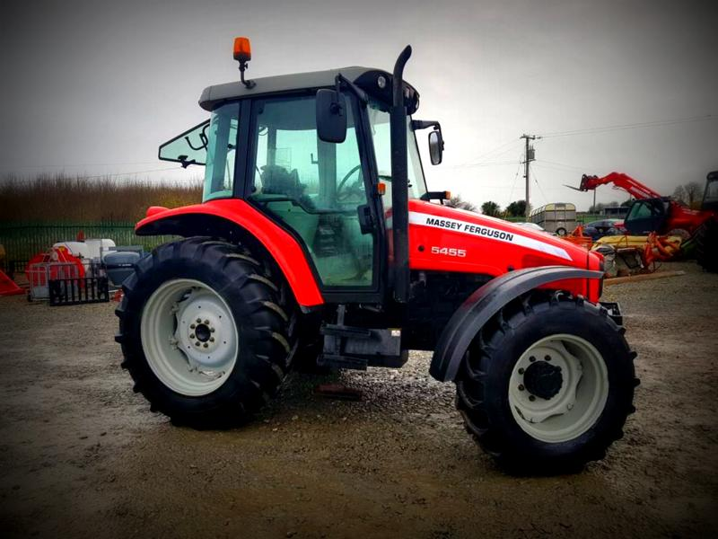 Massey Ferguson 5455 - Full Finance Options - Mint Condition