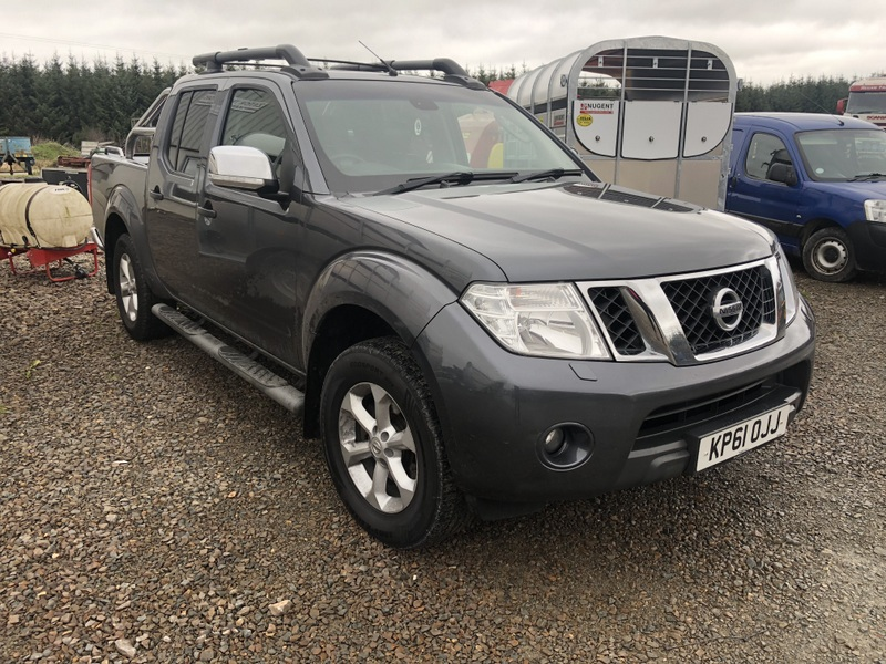 2011 Nissan Navara - Full Finance Options