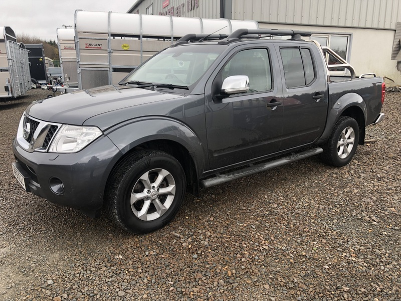 2011 Nissan Navara – Full Finance Options