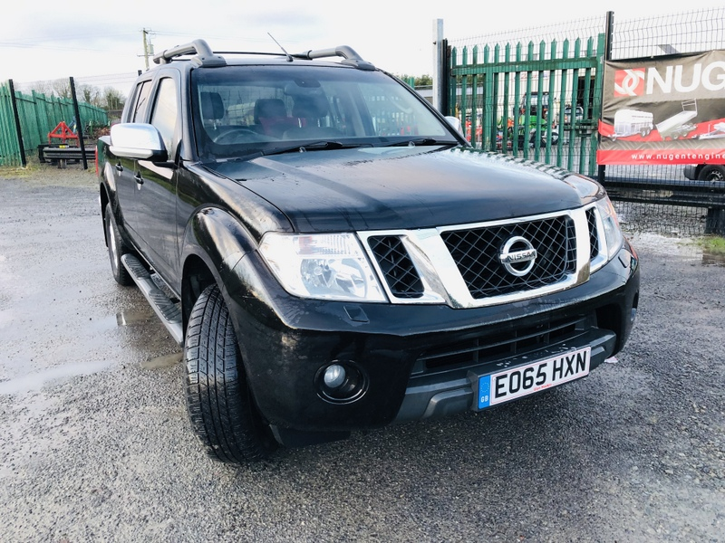2015 Nissan Navara – Full Finance Options – Mint