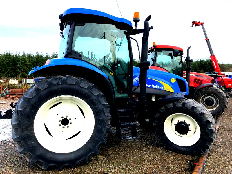 New Holland TS115A – Full Finance Options
