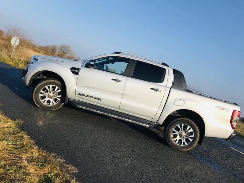 172 Ford Ranger Wildtrack - Full Finance Options