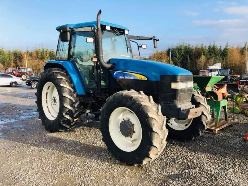 New Holland TM115 – UK Import – Full Finance