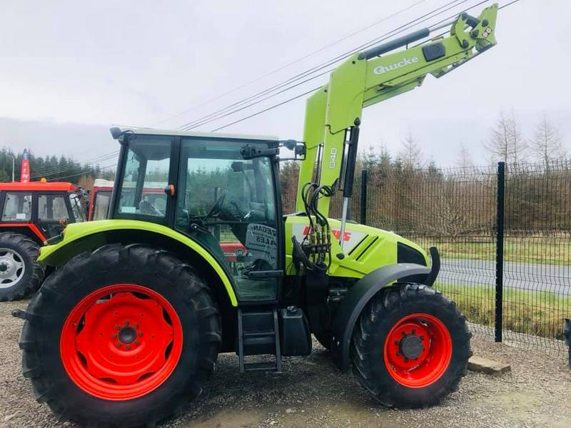 2009 Claas Axos 330 – Full Finance Options