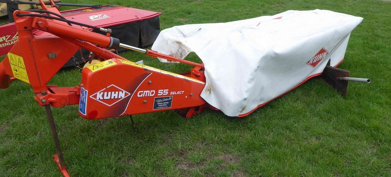 Kuhn Disc Mower – Full Finance Opts