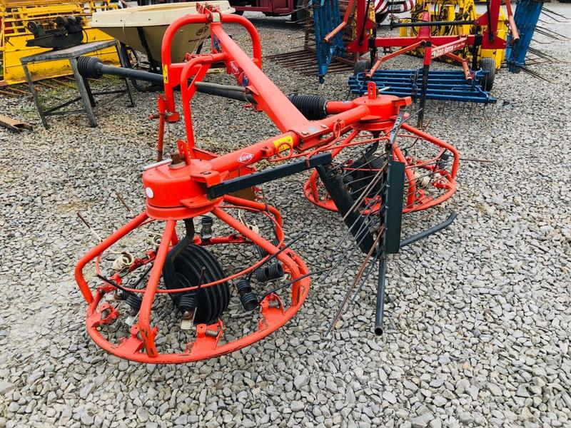 Kuhn 300 Haybob – UK Import