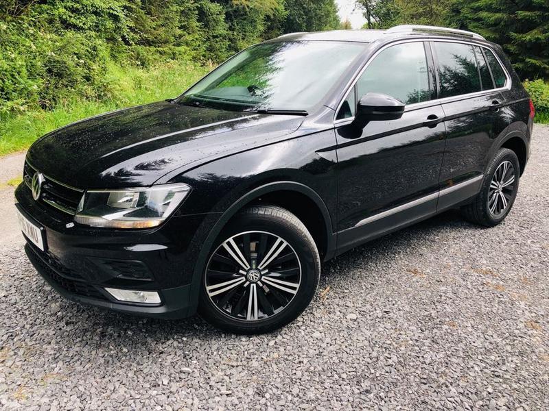 2016 Volkswagen Tiguan – Full Finance Options
