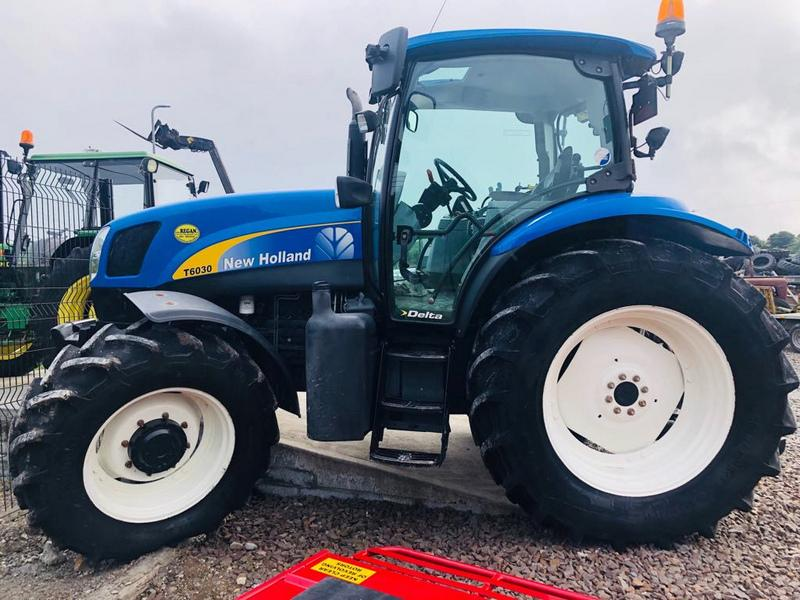 2009 New Holland T6030 – SOLD