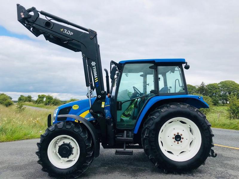 New Holland T5060 – Full Finance Options
