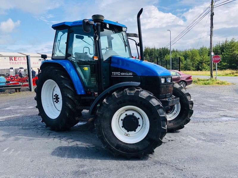 New Holland TS110 - Full Finance Options
