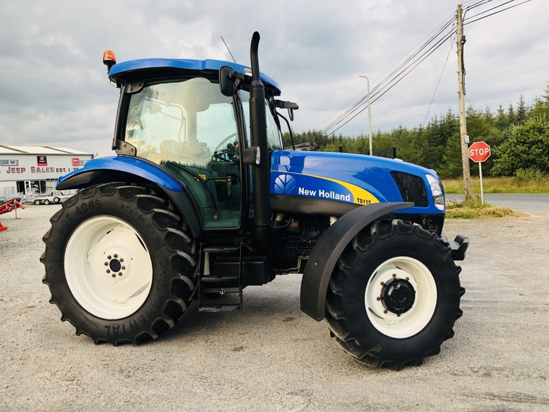 New Holland TS115A - Full Finance Options