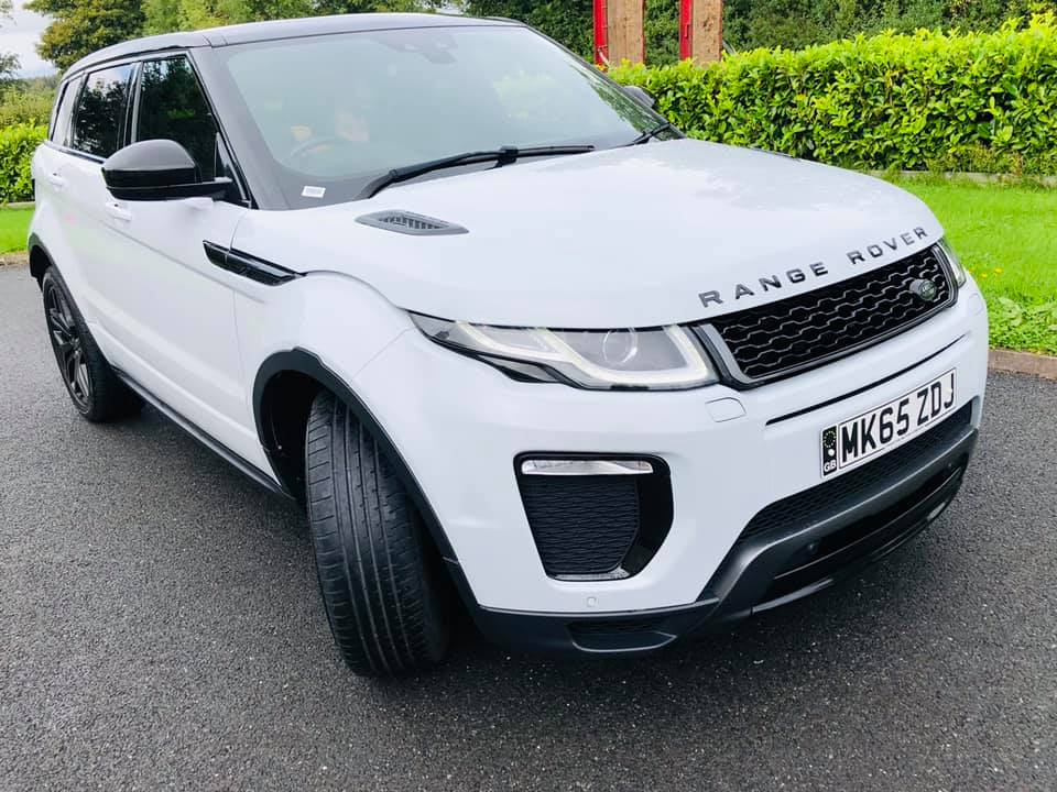 Land Rover, Range Rover Evoque, 152 – Full Finance Options