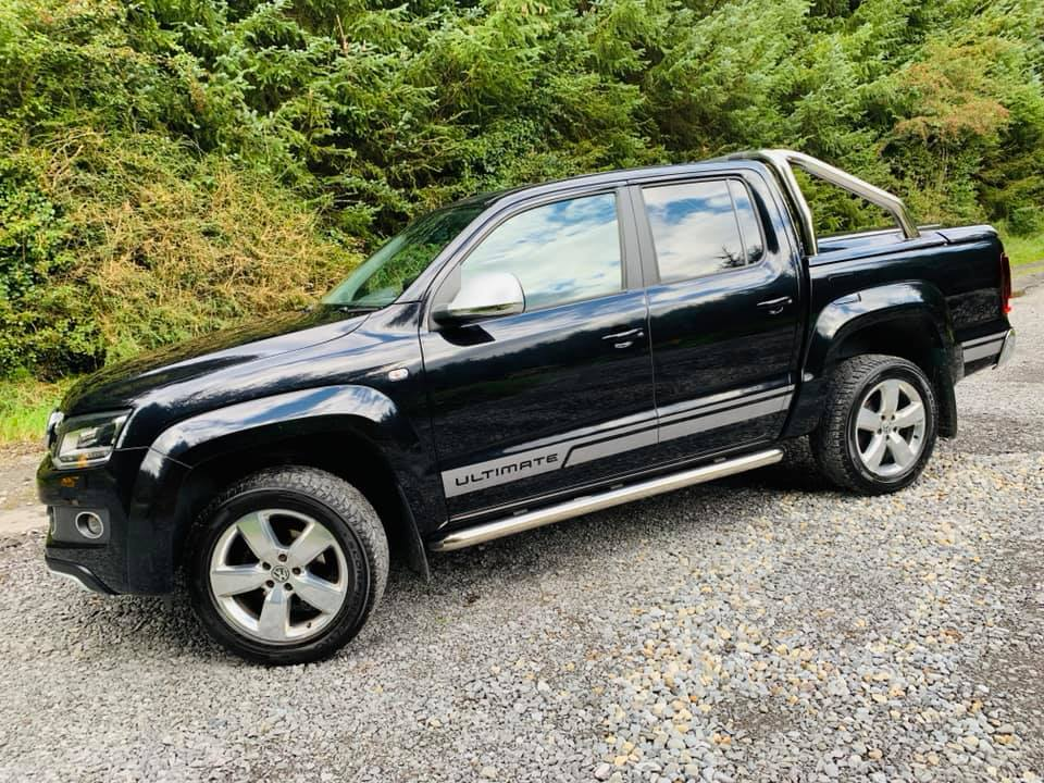152 Volkswagen Amarok – Ultimate Edition