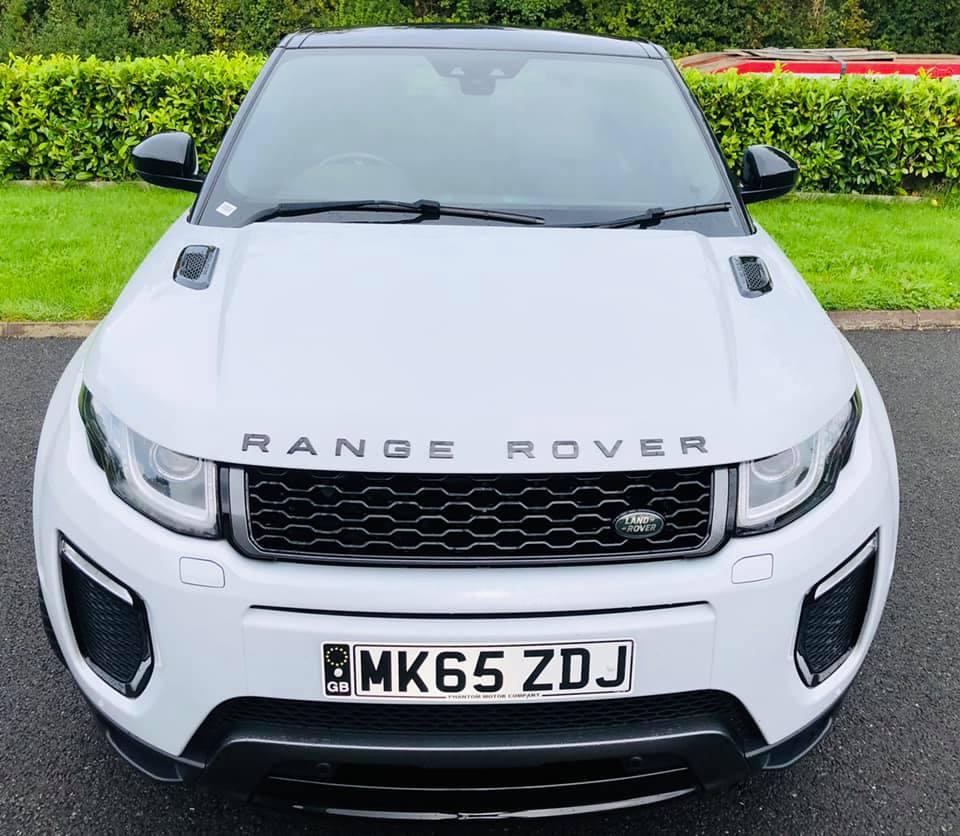 Land Rover, Range Rover Evoque, 152 - Full Finance Options
