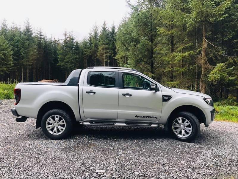 2015 Ford Ranger Wildtrack - Full Finance Options