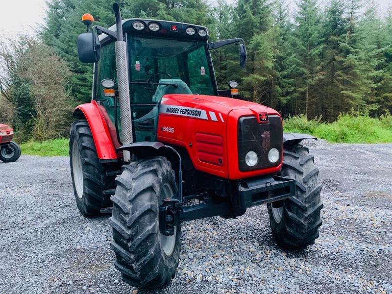 Massey Ferguson 5455 – Full Finance Options