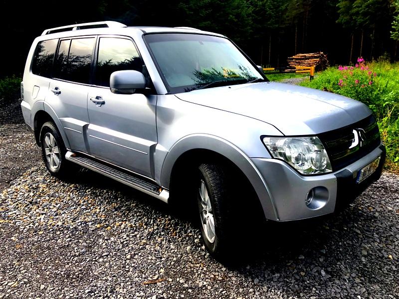2009 Mitsubishi Pajero -Sale Agreed