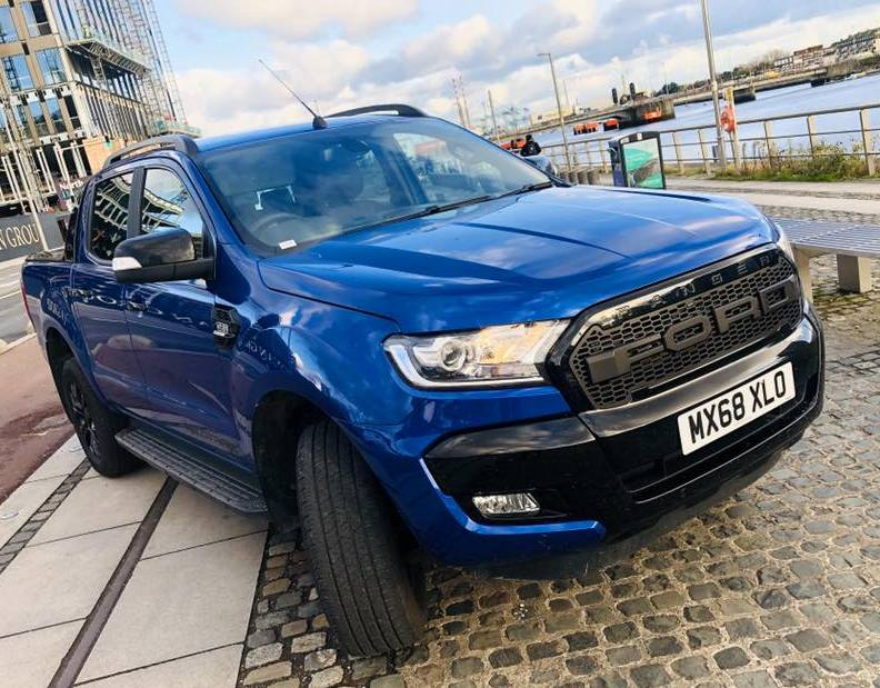 2018 Ford Ranger Wildtrack  X - Limited Edition