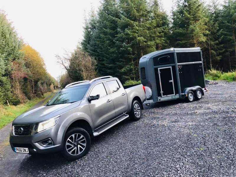Nugent Spirit Horsebox – In stock – €35 Per Week  -&- Quality Used 4x4s