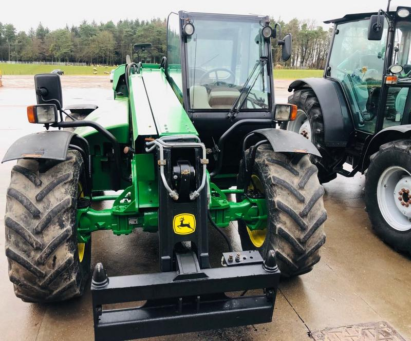 John Deere 3220 Teleporter – Full Finance Options