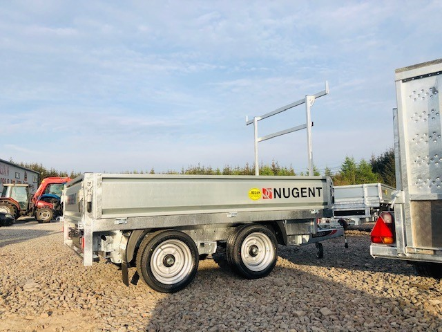 New Nugent Trailers – Finance Options