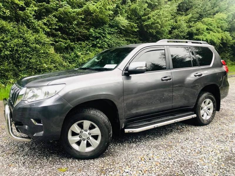 2018 Toyota Landcruiser - Full Finance Options