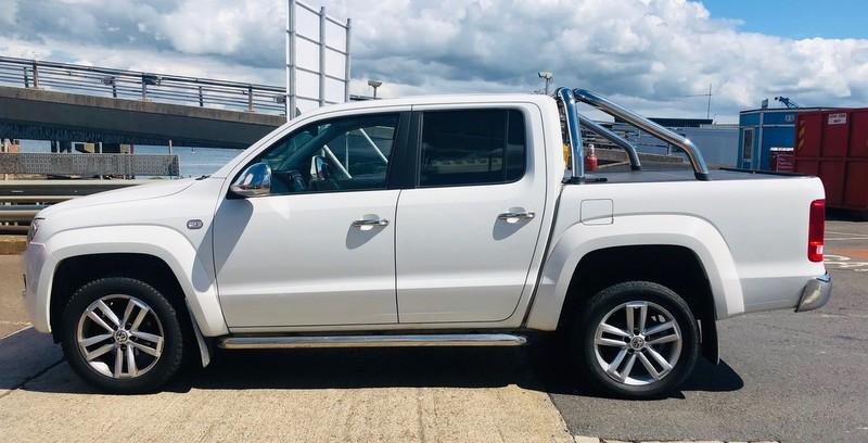 2017 Volkeswagen Amarok - Highline - Finance Options